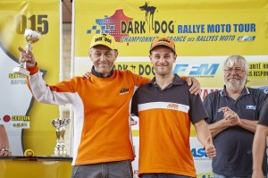 Dark Dog Rallye Moto Tour Porticcio 2015